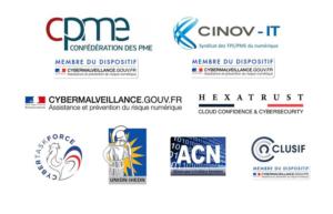 Logos Cybersécurité