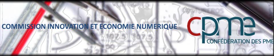 Commission Innovation et Economie Numérique